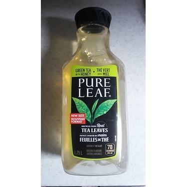 Pure Leaf Green Tea and Honey Iced Tea