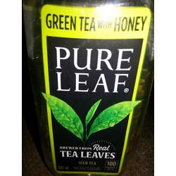 Pure Leaf Green Tea and Honey Iced Tea