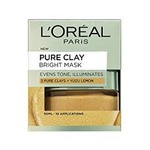 L'Oreal Paris 3 Pure Clays and Yuzu Mask