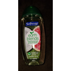 Softsoap Earth Blends