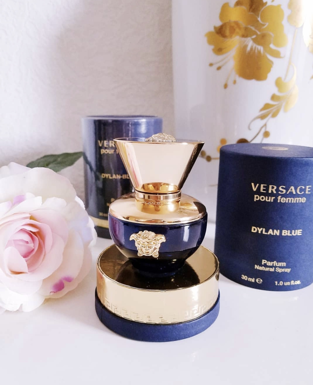 20920def Versace Dylan Blue Pour Femme reviews in Perfume - ChickAdvisor