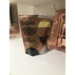 Basd Coffee Body Scrub in Indulgent Crème Brûlée