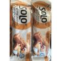 SOLO Peanut Caramel Sea Salt Energy Bar