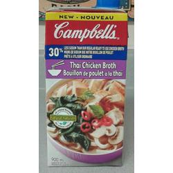 Campbell's Thai Chicken Broth