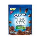 Oreo Thin Bites Fudge Dipped Mint créme