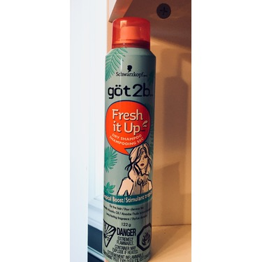 göt2b Fresh It Up Tropical Boost Dry Shampoo