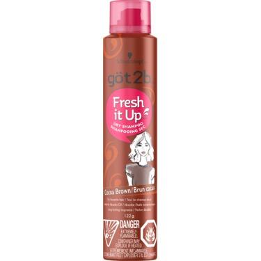 göt2b Fresh It Up Cocoa Brown Dry Shampoo