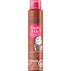göt2b Fresh It Up Cocoa Brown Dry Shampoo