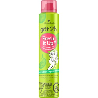 göt2b Fresh It Up Clean & Refresh Dry Shampoo