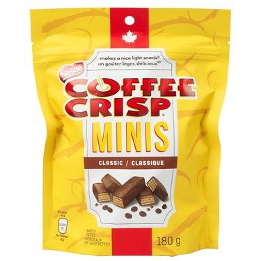 Nestle Coffee Crisp Mini - 180g