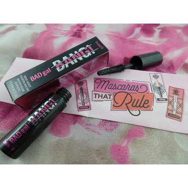 Benefit Cosmetics BADgal BANG! Volumizing Mascara