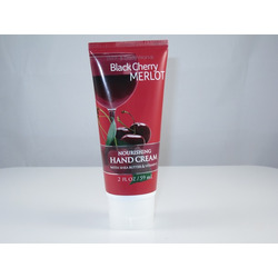 Bath and Body Works Black Cherry Merlot Hand Cream