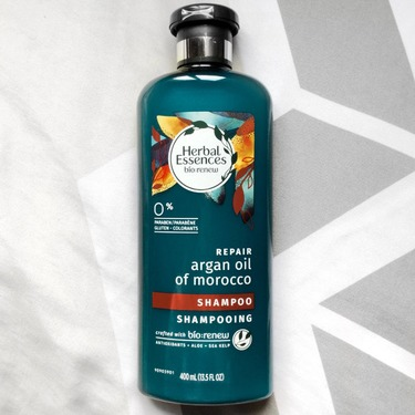 herbal essences bio renew argan oil of morroco