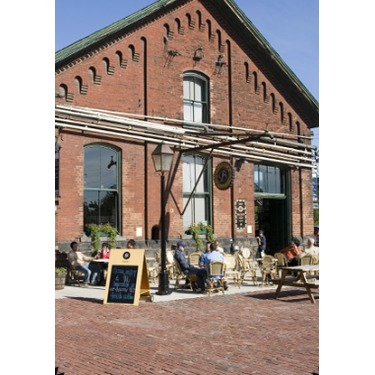 Balzac's Cafe - Distillery District