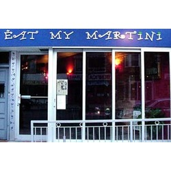 Eat My Martini