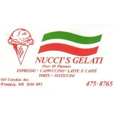 Nucci's Gelati