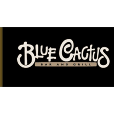The Blue Cactus
