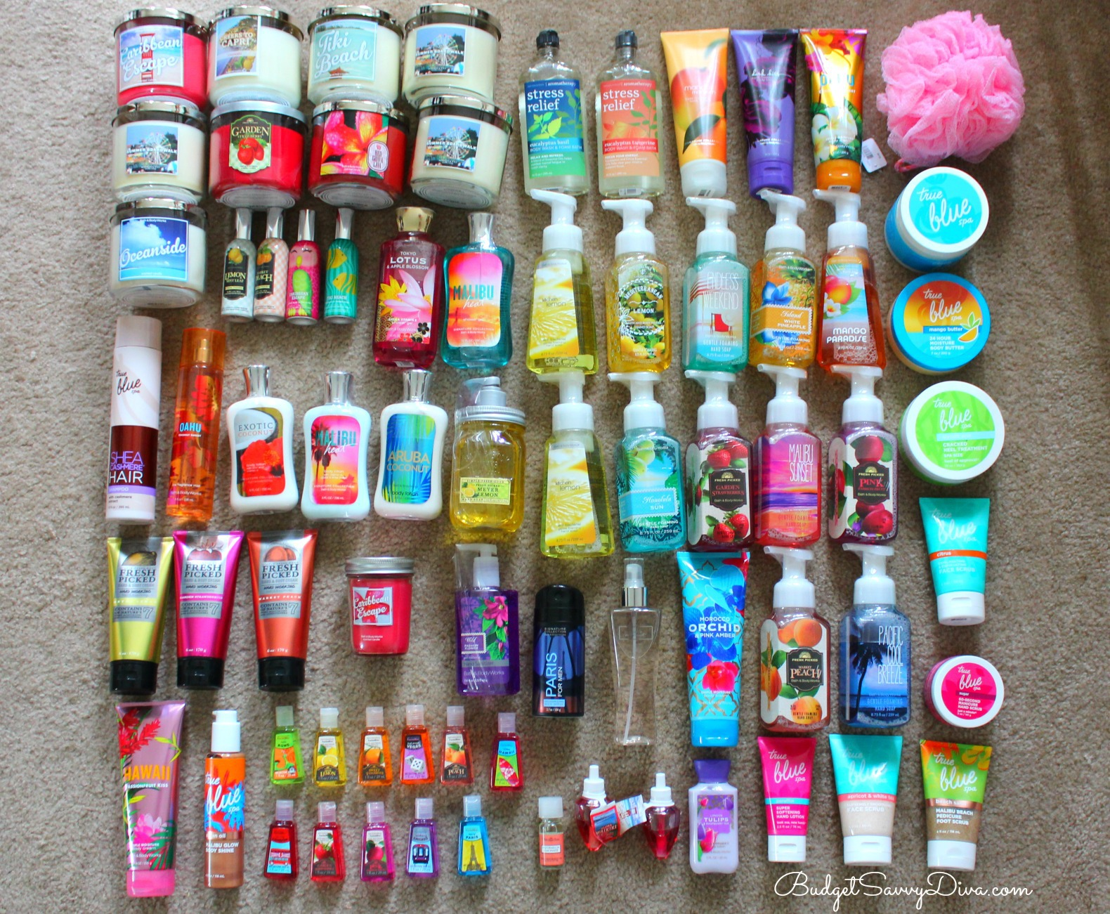Bath body works new york new york reviews in boutiques for Bathroom body works