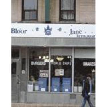 Bloor Jane Restaurant