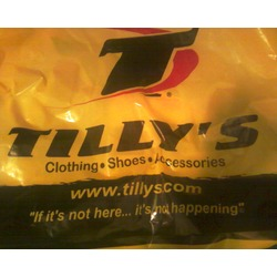 Tilly's clothing store