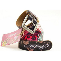 Don Ed Hardy by Christian Audigier Belts
