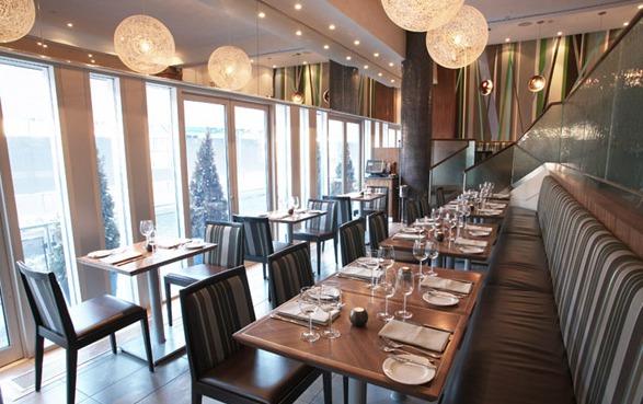 Flow Restaurant Toronto