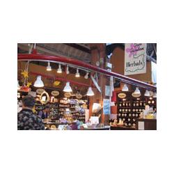 Granville island Public Market - Vancouver
