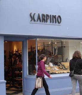 Scarpino Shoes Brands