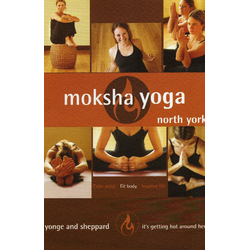 Moksha Yoga North York