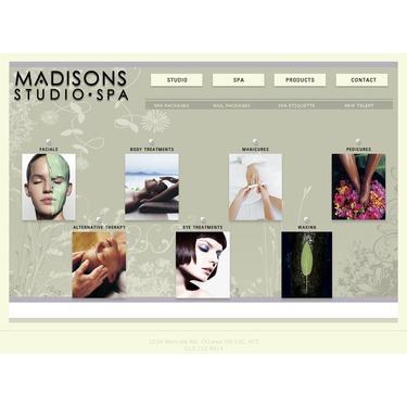 Madisons Studio & Spa
