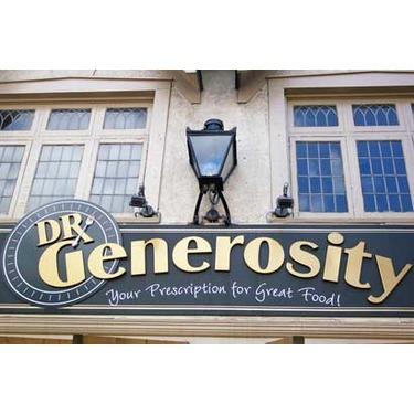 Dr. Generosity