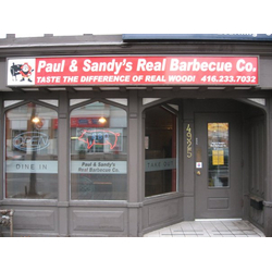 Paul & Sandy's Real Barbecue Co.