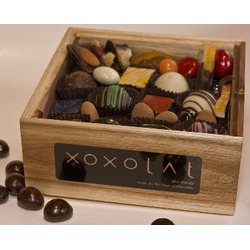 XOXOLAT - for the love of chocolate