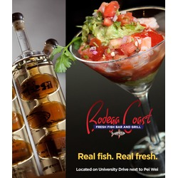 Bodega Coast Fresh Fish & Grill