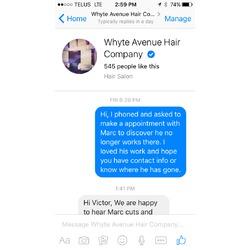 Whyte Avenue Hair Company