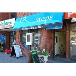 17 Steps  Mediterranean Restaurant & Bar