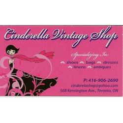 Cinderella Vintage Shop