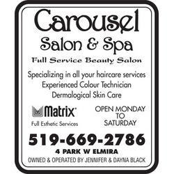 Carousel Salon & Spa