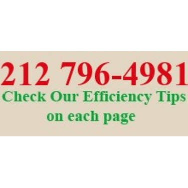 Appliance, Heating and AC Repair NYC