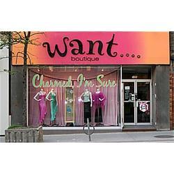 Want Boutique 1694 Avenue Road