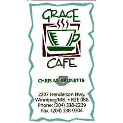 Grace Cafe - Henderson Highway