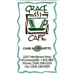 Grace Cafe - Henderson Highway