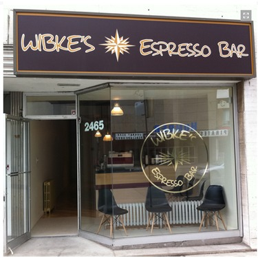 Wibke's Espresso Bar