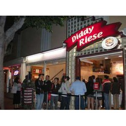 Diddy Riese Cookies and Ice Cream