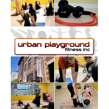 Urban Playground Fitness
