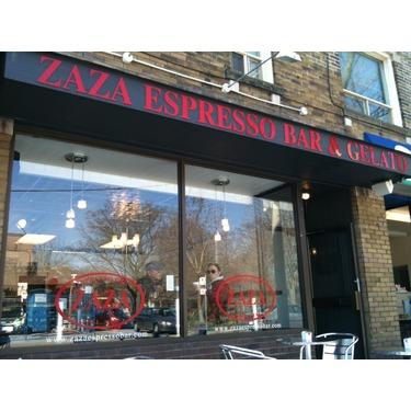 Zaza Espresso Bar & Gelato - 258 Beresford Avenue
