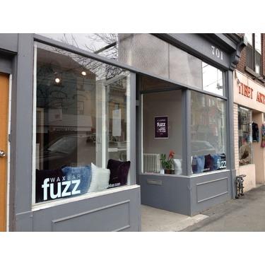 Fuzz Wax Bar - 701 Queen St W