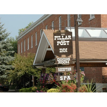 Pillar and the Post Spa