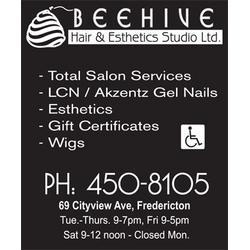 The Beehive Hair & Esthetics Studio Ltd.