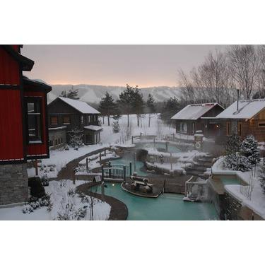 Scandinave Spa, Blue Mountain